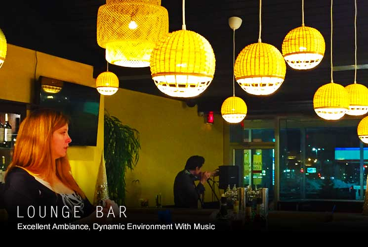 The best Long Bar in Edmonton, come and enjoy the dynamic environment a