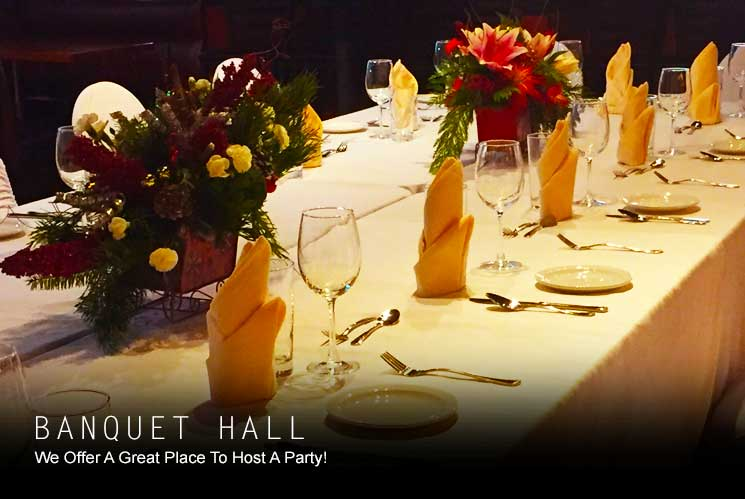 Our Banquet Hall welcome all in Edmonton to host your Parties and functions